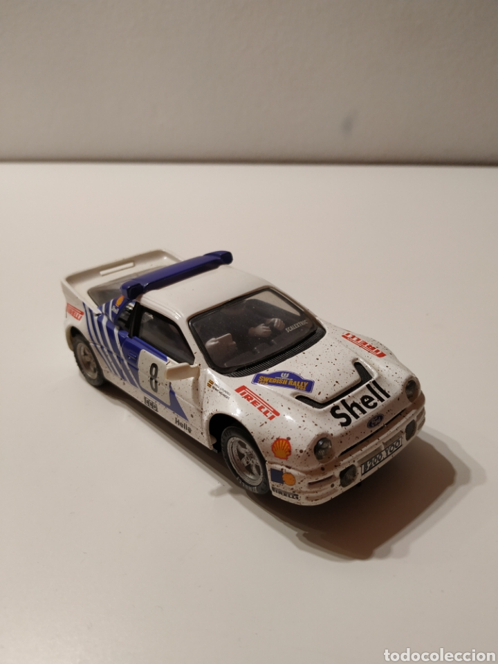 Scalextric: Scalextric Ford rs 200 - Foto 2 - 213442981