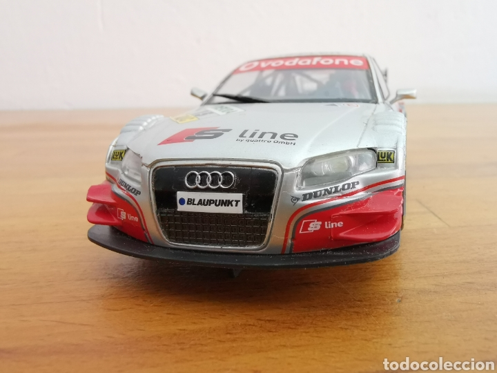COCHE SCALEXTRIC DE TECNITOYS AUDI A4 DTM Nº15 STIPPLER REF. 6262 (Juguetes - Slot Cars - Scalextric Tecnitoys)