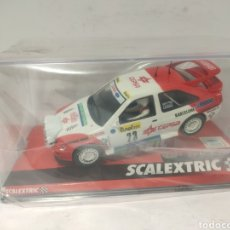 Scalextric: SCALEXTRIC FORD ESCORT RS COSWORT PURAS MONTECARLO SCX REF. A10196S300. Lote 214137816