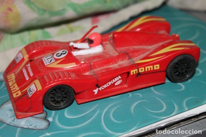 Scalextric: coche scalextric ferrari - Foto 2 - 214262465