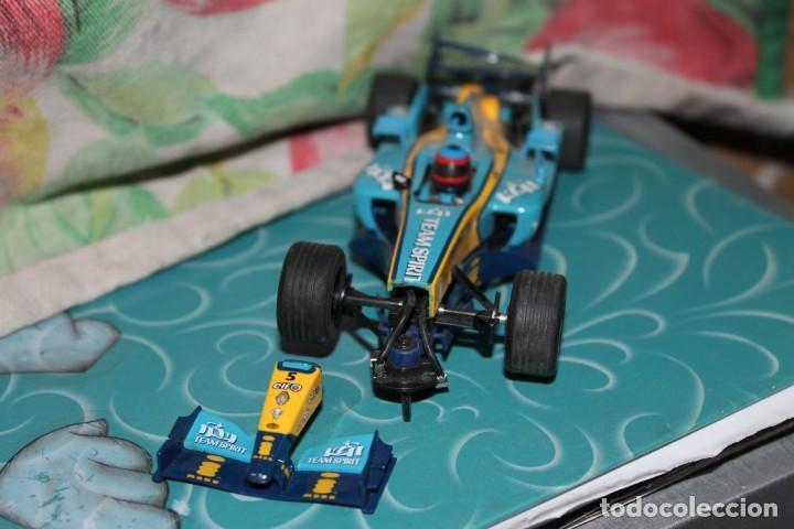 Scalextric: coche scalextric formula uno - Foto 2 - 214264446