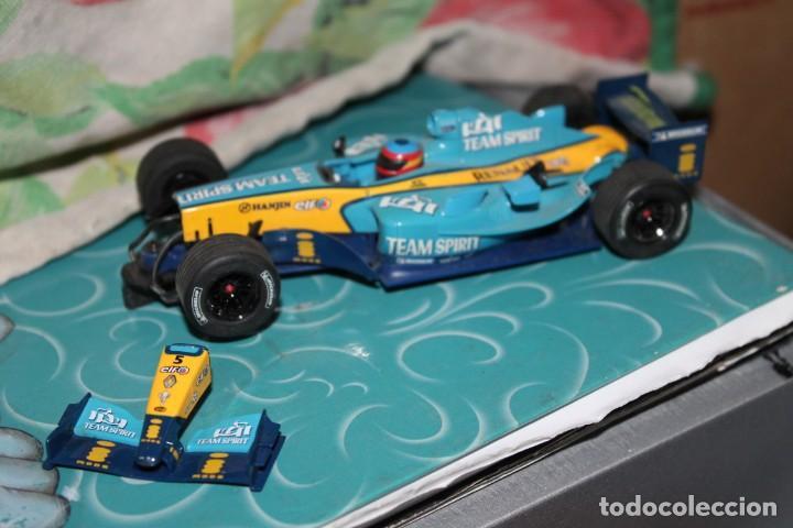 Scalextric: coche scalextric formula uno - Foto 3 - 214264446