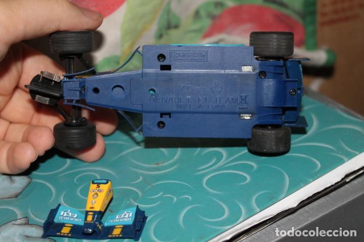 Scalextric: coche scalextric formula uno - Foto 4 - 214264446