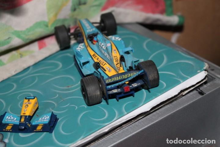 Scalextric: coche scalextric formula uno - Foto 5 - 214264446