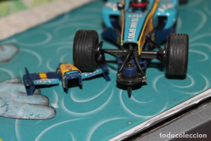 Scalextric: coche scalextric formula uno - Foto 6 - 214264446