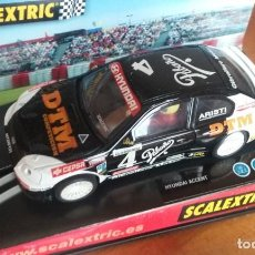 Scalextric: HYUNDAI ACCENT SCALEXTRIC TECNITOYS. Lote 214357140