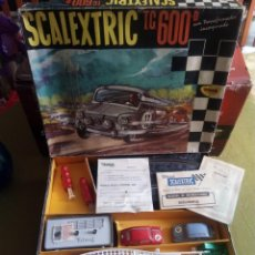 Scalextric: SCALEXTRIC EXIN TC 600 D,. Lote 215809990