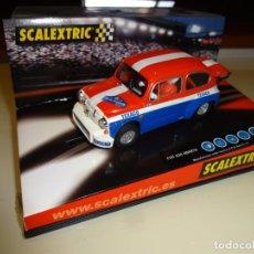 Scalextric: SCALEXTRIC. FIAT ABARTH. TEXACO. ED. LTA. RALLY HIVERN. REF. 6177. Lote 215960460