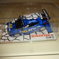 Scalextric: SCALEXTRIC. RENAULT MEGANE. CLUB SCALEXTRIC 2017. REF. A10253S300. Lote 217075617