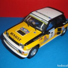 Scalextric: RENAULT 5 TURBO SCALEXTRIC.. Lote 217850881
