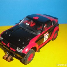 Scalextric: MITSUBISHI MONTERO EVOLUTION. CLUB SCALEXTRIC 2007. Lote 217904616