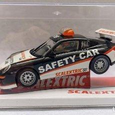 Scalextric: PORSCHE 911 GT3 SAFETY CAR COCHE DEL CLUB SCALEXTRIC, AÑO 2018, NUEVO Y PRECINTADO. Lote 217919563