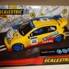 Scalextric: SCALEXTRIC. PEUGEOT 206 WRC. ROSSI. REF. 6136. Lote 255673890
