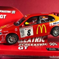 Scalextric: SEAT LEON GT, F. NAVARRETE DE SCX. Lote 218090720