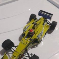 Scalextric: MINARDI F1 2000 TECNYTOYS, MARC GENE. Lote 218107432
