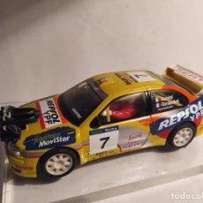 Scalextric: SEAT CORDOBA WRC DE SCALEXTRIC. Lote 218165525