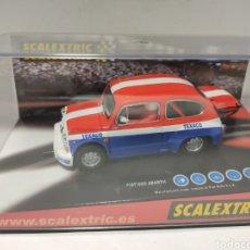 Scalextric: SCALEXTRIC FIAT ABARTH TEXACO TECNITOYS REF. 6177. Lote 218238297