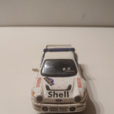 Scalextric: SCALEXTRIC FORD RS 200. Lote 218247541