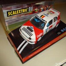 "Scalextric: SCALEXTRIC. TOYOTA COROLLA ""CASTROL"". REF. 6008. Lote 218393183"