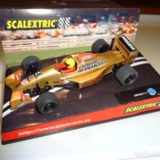 "Scalextric: SCALEXTRIC. JORDAN F-1 ""1.996"" . REF. 8322. Lote 218393438"