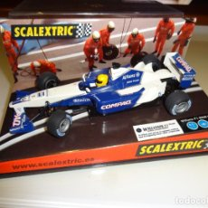 Scalextric: SCALEXTRIC. WILLIAMS F-1, 2001. REF. 6095. Lote 218393706