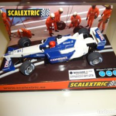 Scalextric: SCALEXTRIC. WILLIAMS F1 MONTOYA. REF. 6096. Lote 218485077