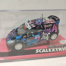 Scalextric: SCALEXTRIC FORD FIESTA RS WRC ST-RX43 BLOCK SCX REF. A10209S300. Lote 219010141