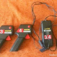 Scalextric: SCALEXTRIC TECNITOYS - RADIO CONTROL SYSTEM - MANDOS 3 Y 4 - BUEN ESTADO. Lote 219138666