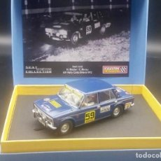 Scalextric: SCALEXTRICPASSION SEAT 124/1430 COLLECTION REFERENCIA SC002 SEAT 1430 BABLER. Lote 219385323