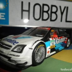 Scalextric: OPEL VECTRA GTS-V8,SCALEXTRIC. Lote 220584576