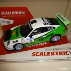 Scalextric: SCALEXTRIC. PORSCHE 911 RALLY. ORRIOLS. REF. U10332S300.. Lote 220884033