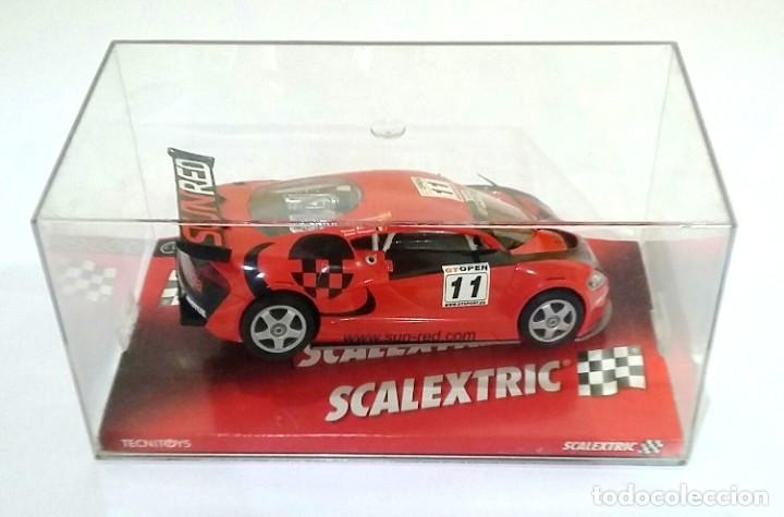 Scalextric: SCALEXTRIC SEAT CUPRA GT ,NUEVO EN SU CAJA ORIGINAL - Foto 2 - 221459626