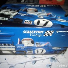 Scalextric: TYRRELL FORD VINTAGE DE SCALEXTRIC TECNITOYS. Lote 243642805