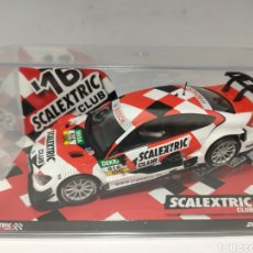 Scalextric: SCALEXTRIC MERCEDES DTM CLUB SCALEXTRIC 2016. Lote 221712512