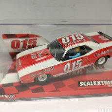 Scalextric: SCALEXTRIC PLYMOUTH AAR CUDA CLUB SCALEXTRIC 2015. Lote 221712835