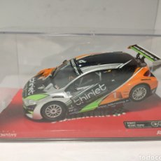 Scalextric: SCALEXTRIC RENAULT MEGANE TROPHY THIRIET TECNITOYS REF. 6471. Lote 221788838