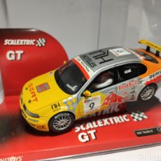 Scalextric: SCALEXTRIC SEAT TOLEDO GT TECNITOYS REF. 6301. Lote 221937790