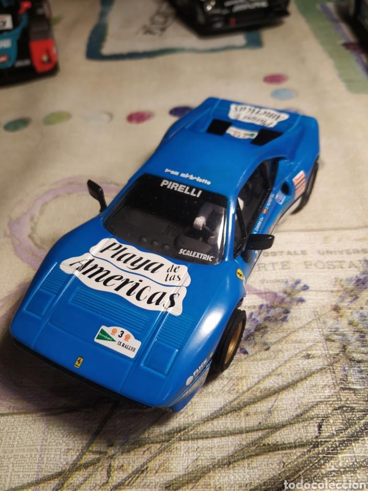 SCALEXTRIC FERRARI GTO (Juguetes - Slot Cars - Scalextric Tecnitoys)