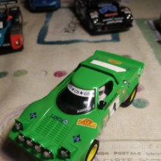 Scalextric: SCALEXTRIC LANCIA STRATOS. Lote 222177181