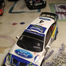 Scalextric: SCALEXTRIC FORD FOCUS WRC. Lote 222177356