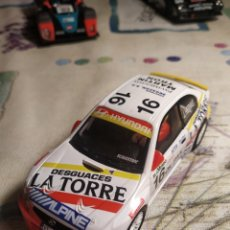 Scalextric: SCALEXTRIC HYUNDAI ACCENT. Lote 222178291