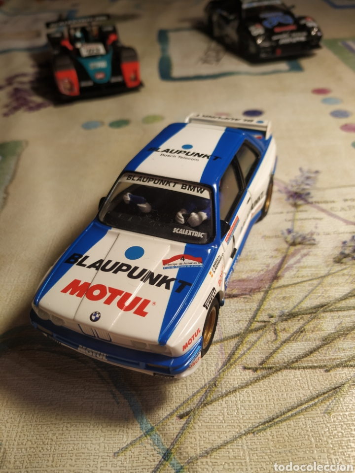 SCALEXTRIC BMW M3 (Juguetes - Slot Cars - Scalextric Tecnitoys)