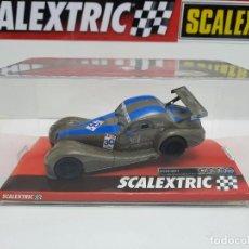 Scalextric: SCALEXTRIC MORGAN AERO 8 , PRECINTADO, NUEVO A ESTRENAR!. Lote 222290733