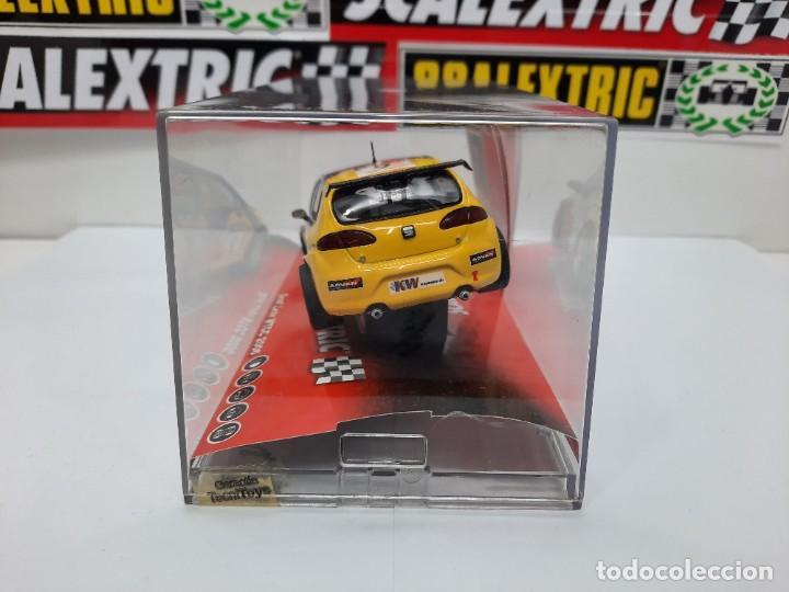 Scalextric: SEAT LEON WTCC 2006 #9 JORDI GENE SCALEXTRIC PRECINTADO A ESTRENAR! - Foto 3 - 222691902