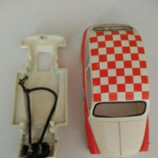 Scalextric: SCALEXTRIC CARROCERIA Y CHASIS SEAT 600 ALTAYA. Lote 222797237