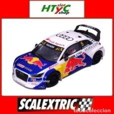 Scalextric: SCALEXTRIC ADVANCE AUDI S1 WRX #5 RED BULL MATTHIAS EKSTROM RALLY 2019 SCX U10329S300. Lote 234306530