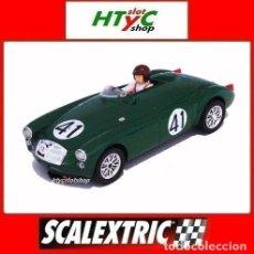 Scalextric: SCALEXTRIC MG EX182 #41 LE MANS 1955 KEN MILES / JOHN LOCKETT SCX U10318S300. Lote 222833867