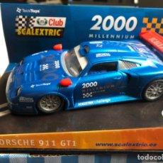 Scalextric: SCALEXTRIC PORSCHE 911 GT1 EDICIÓN ESPECIAL. Lote 222847895