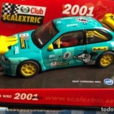 Scalextric: SCALEXTRIC CÓRDOBA WRC. Lote 222848031