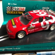 Scalextric: SCALEXTRIC COCHE RENAULT MEGANE. Lote 222848071